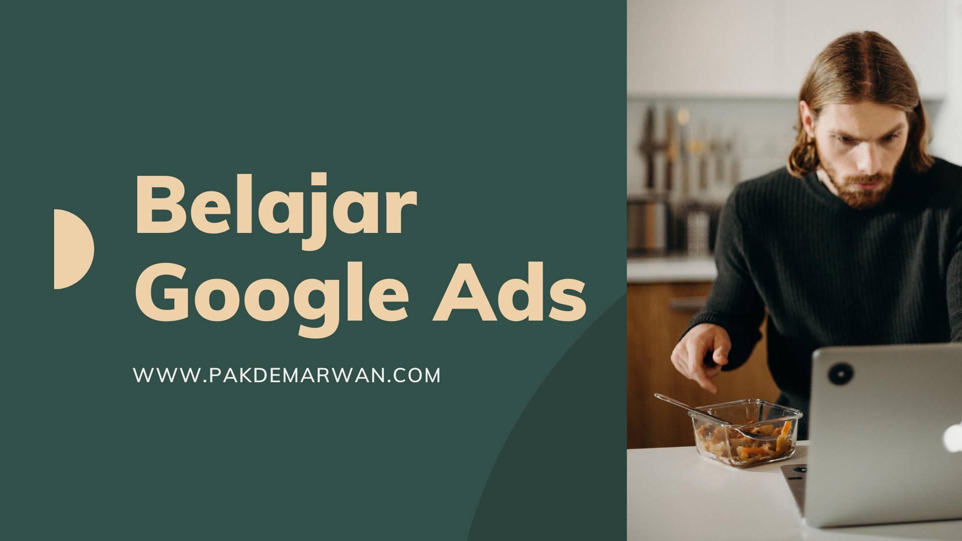 belajar google adwords